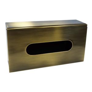 Zásobník na papírové kapesníky Bemeta bronz 102303022