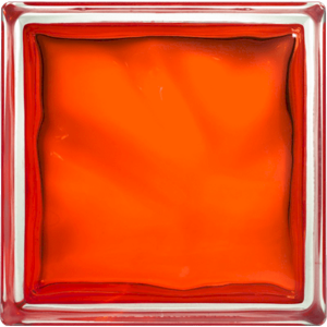 Luxfera 19x19 cm, orange 1908WOR