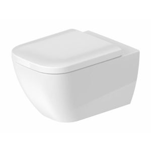 DURAVIT Happy D.2 záv.wc rimless,36x54WG 22220900001