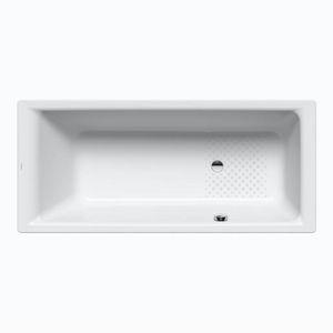 Obdélníková vana Kaldewei Puro 190x90 cm smaltovaná ocel Perl-effekt alpská bílá 259723003001