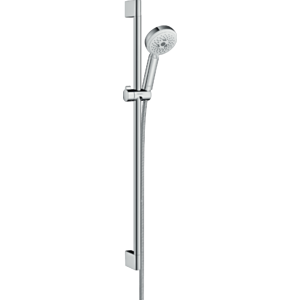 Sprchový set Hansgrohe Crometta bílá/chrom 26656400