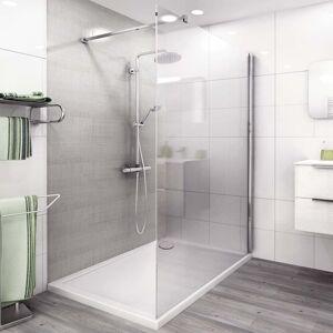 Sprchová zástěna walk-in Walk-In / dveře 80 cm Roth Project Line 4000683