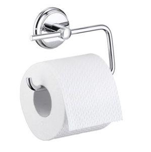 Držák toaletního papíru Hansgrohe Logis C, chrom 41626000