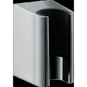 Držák ruční sprchy Axor One, kartáčovaná mosaz 45721950