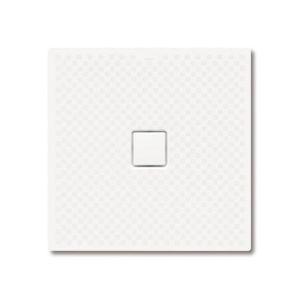 Sprchová vanička čtvercová Kaldewei Conoflat 790-1 120x120 cm smaltovaná ocel alpská bílá 466030020001
