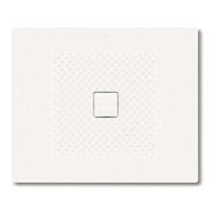 Sprchová vanička obdélníková Kaldewei Conoflat 793-1 100x130 cm smaltovaná ocel alpská bílá 466330003001