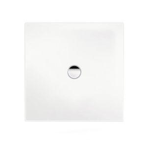 Sprchová vanička čtvercová Kaldewei Scona 911 80x80 cm smaltovaná ocel alpská bílá 491130000001