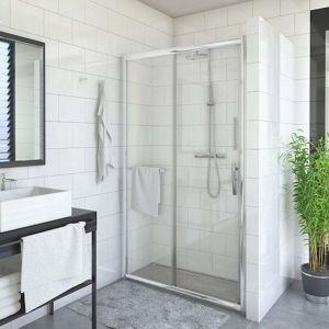 Sprchové dveře 150x200 cm Roth Proxima Line chrom lesklý 526-1500000-00-02