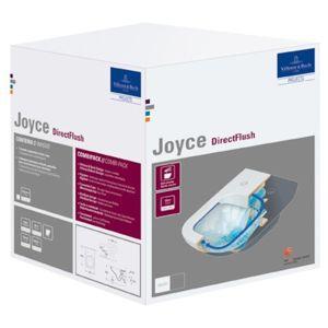 Wc závěsné Villeroy & Boch Joyce zadní odpad 5607HR01