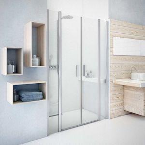 Sprchové dveře 150x201,2 cm Roth Tower Line chrom matný 721-1500000-01-02