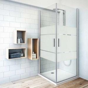 Sprchové dveře 120x201,2 cm Roth Tower Line chrom lesklý 727-1200000-00-20