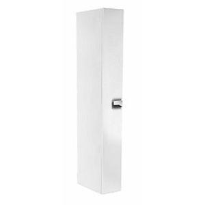 Vysoká skříňka Kolo Twins 22 cm, bílá lesklá 88463000