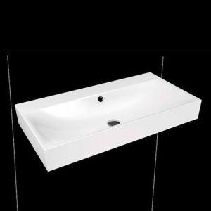 Umyvadlo Kaldewei Silenio 3045 90x46 cm alpská bílá bez přepadu 904406273001