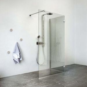 Sprchový kout Roltechnik Walk-in 100 cm, univerzální 939-1500100-00-02