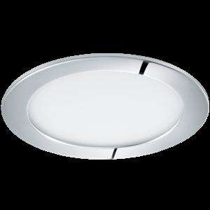 Podhledové svítidlo Eglo Fueva 17 cm kov chrom 96056