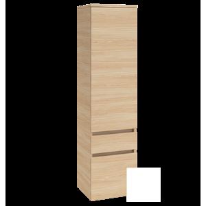 Vysoká skříňka Villeroy & Boch Legato 40 cm, glossy white B21200DH