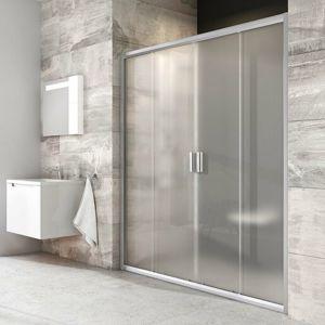 Sprchové dveře RAVAK BLDP4-170 satin+Grape 0YVV0U00ZG