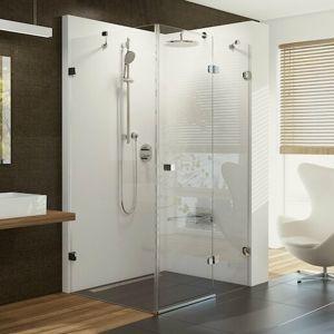 Sprchový kout RAVAK BSDPS 120/80 R chrom+transparent 0UPG4A00Z1