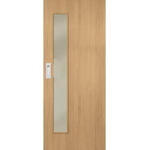 Interiérové dveře Naturel Deca posuvné 90 cm jilm posuvné DECA10J90PO