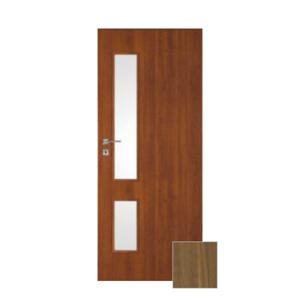 Interiérové dveře Naturel Deca levé 80 cm ořech karamelový DECA20OK80L
