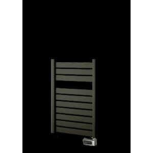 ISAN Mapia Light elektrický radiátor 72,5x60cm Antracit DMAL07250600EAF