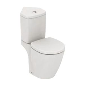 Wc kombi, pouze mísa Ideal Standard Connect Space vario odpad E118501