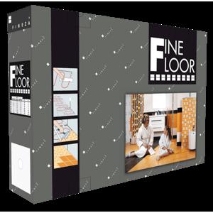 Teplá dlažba Fine Floor 1 - 1,6 m2 FFA