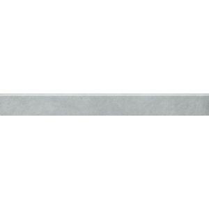 Sokl Rako Extra světle šedá 9,5x80 cm mat DSA89723.1