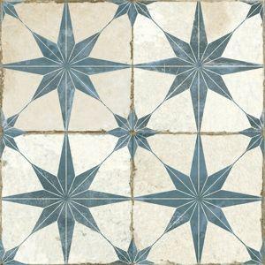 Dlažba Peronda FS Star blue 45x45 cm mat FSSTARBL