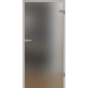 Skleněné dveře Naturel Glasa pravé 70 cm matné GLASA1B70P