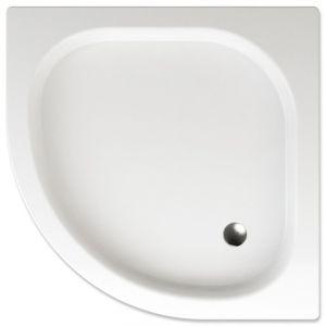 Sprchová vanička čtvrtkruhová Teiko Gomera 80x80 cm akrylát V131080N32T03001