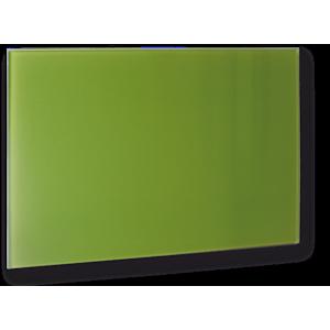 Topný panel Fenix 50x70 cm sklo zelená 5437708