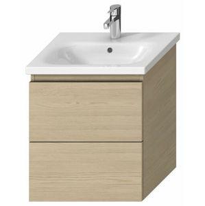 Koupelnová skříňka pod umyvadlo Jika Mio-N 51,4x44,5 cm jasan H40J7134013421