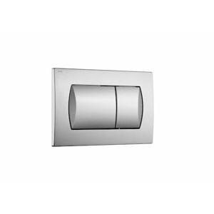 JIKA ovl.tlačítko dual flush Chrom mat