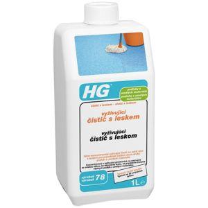 HG Vyživující čistič s leskem 1l HGCLVL