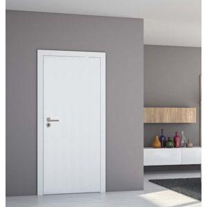 Interiérové dveře Naturel Ibiza pravé 60 cm bílé matné IBIZABM60PB