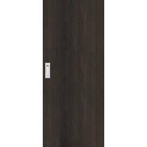 Interiérové dveře Naturel Ibiza posuvné 90 cm jilm antracit posuvné IBIZAJA90PO