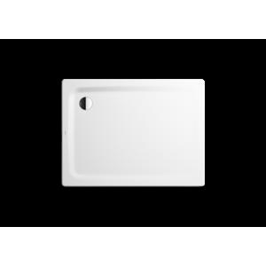 Sprchová vanička čtvercová Kaldewei Superplan 386-2 80x80 cm smaltovaná ocel alpská bílá 447548040001