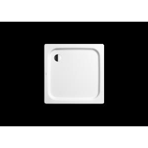 Sprchová vanička obdélníková Kaldewei Duschplan 417-1 120x75 cm smaltovaná ocel alpská bílá 431730003001