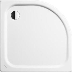 Sprchová vanička speciální Kaldewei Zirkon 600-2 80x80 cm smaltovaná ocel alpská bílá 456548040001