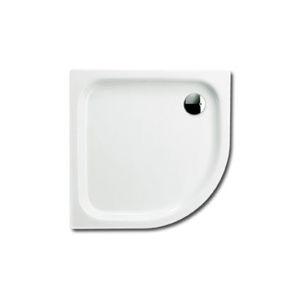 Sprchová vanička speciální Kaldewei Zirkon 603-2 90x80 cm smaltovaná ocel alpská bílá 456835003001