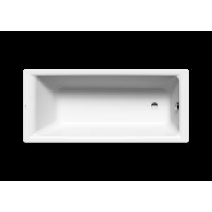 Obdélníková vana Kaldewei Puro 170x75 cm smaltovaná ocel Perl-effekt,celoplošný Antislip alpská bílá 256234013001