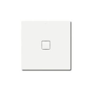Sprchová vanička čtvercová Kaldewei Conoflat 786-1 100x100 cm smaltovaná ocel alpská bílá 465630023001