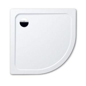 Sprchová vanička čtvrtkruhová Kaldewei Arrondo 870-1 90x90 cm smaltovaná ocel alpská bílá 460000013001
