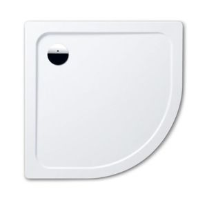Sprchová vanička čtvrtkruhová Kaldewei Arrondo 880-2 90x90 cm smaltovaná ocel alpská bílá 460435000001