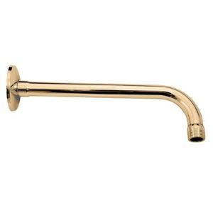 Sprchové rameno RAV SLEZÁK na stěnu zlatá MD0150Z