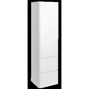 Koupelnová skříňka vysoká Naturel Pavia Way 40x35 cm bílá PAVIA2V40DVL