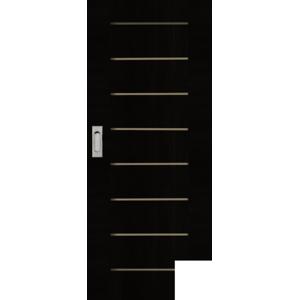 Interierové dveře posuvné Naturel PERMA 80cm bílá mat PERMABM80PO