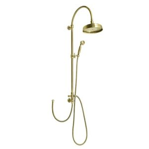 Sprchový systém Sapho VANITY bez baterie bronz SET066