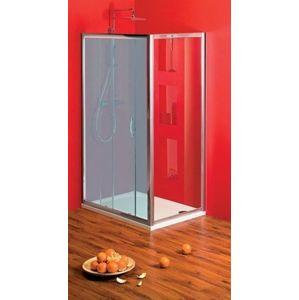 SIGMA boční stěna, 700 mm, čiré sklo